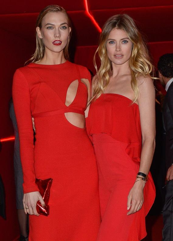 Kırmızılı geceden iki farklı stil: Maskülen VS Romantik