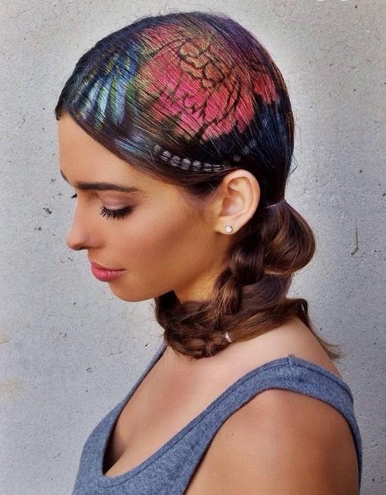 Saç dövmesi nedir ve nasıl yapılır?