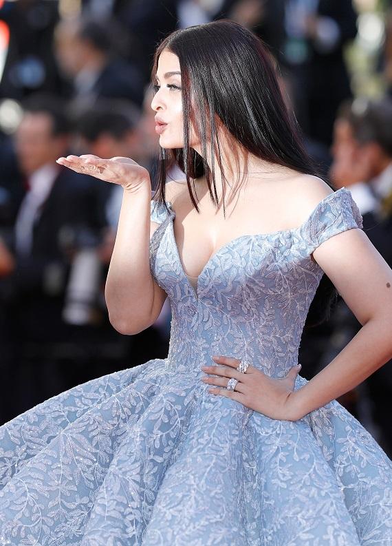 70.Cannes Film Festivali'nde en dikkat çeken saç stilleri