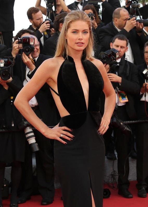 Cannes 2016: Yarı toplu saçlar ön planda!