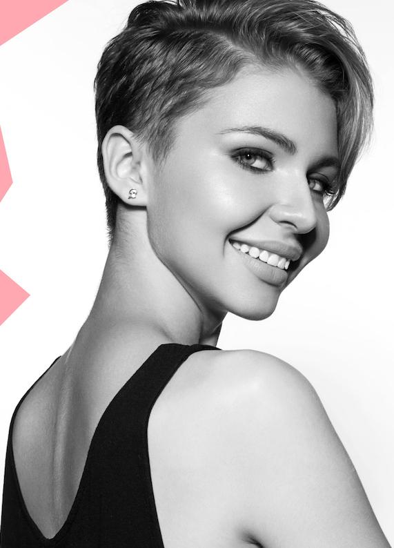 Kısa saçlılara özel: Biraz değişime ne dersin?