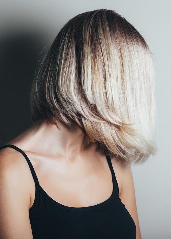 Asimetrik kısa saç stili: Radikal değişimlerden korkmayanlara!