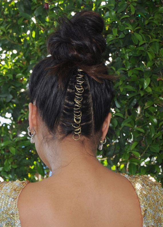 Nedir bu saç piercingi? Açıklıyoruz!