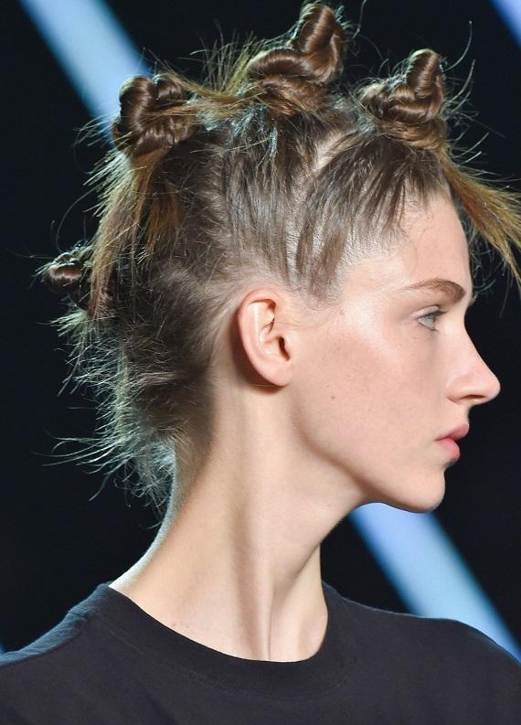 Bantu Knots: Saçlarda Yeni Bir Görünüm