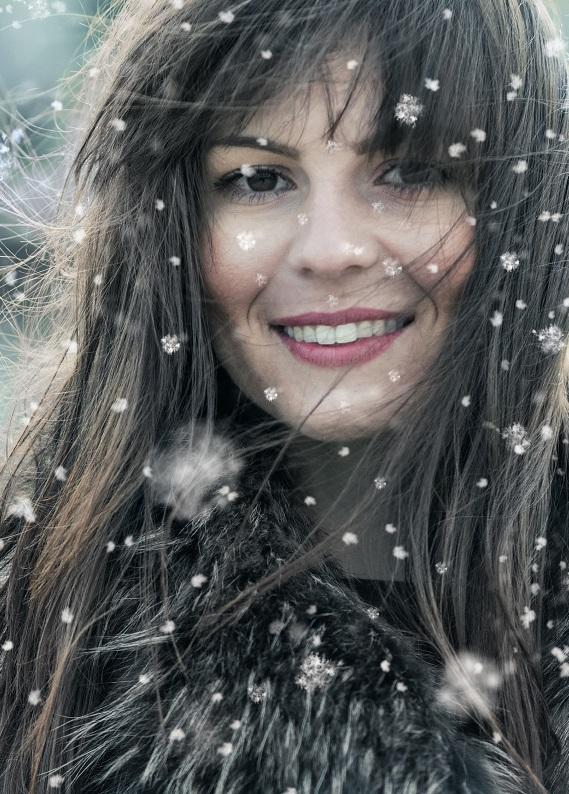 Saçlarına kış desteği ver!