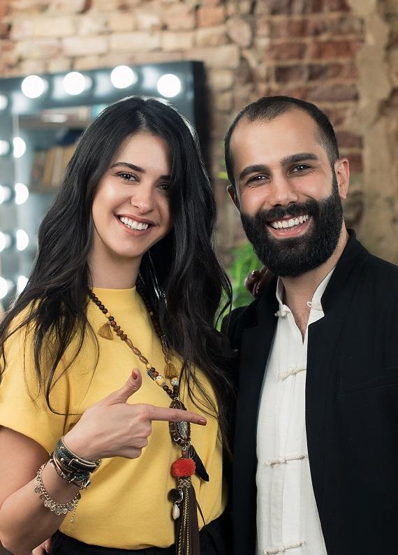 Kuaför Koltuğu: Ceylan Çapa ve Ali Subaşı ile Ekspres Saç Bakımı!