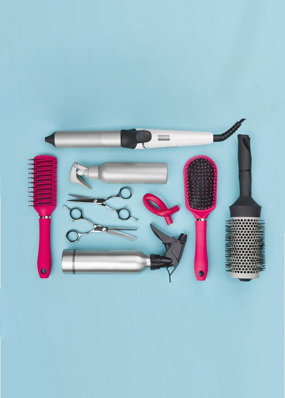Temizlik zamanı: Saç aletlerimizi temizliyoruz!