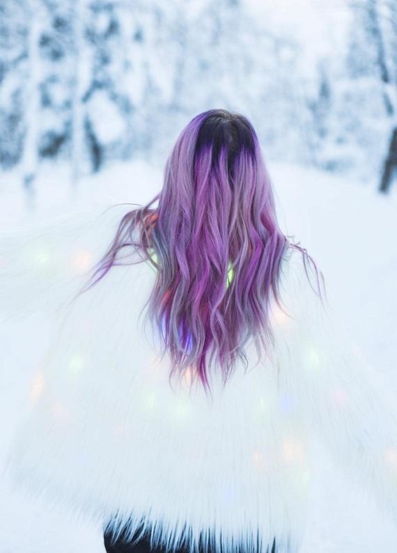 Kış sadece gri renkler değil! Kışa renk katmaya var mısın?