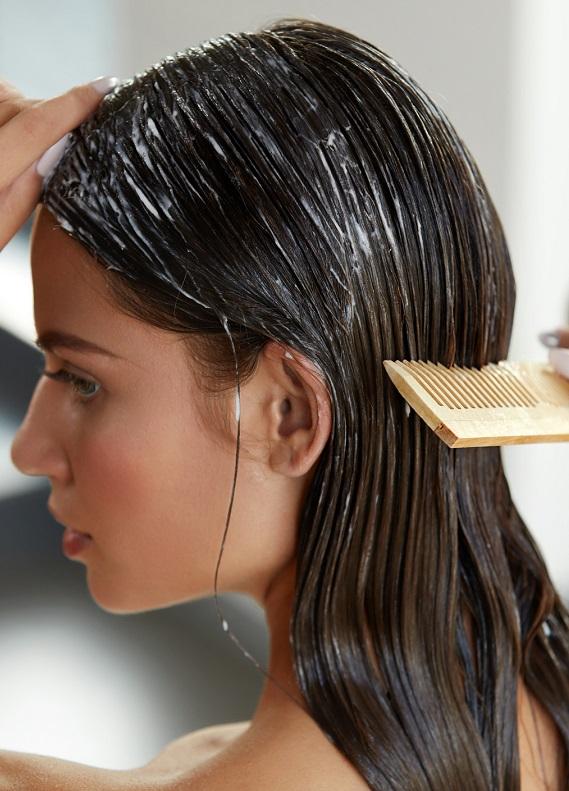 Saç peelingi ile sağlıklı ve hızlı uzayan saçlar