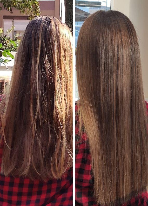 Saçları 8 saniyede parlak ve canlı gösteren K Water Bakımı'nı denedik!