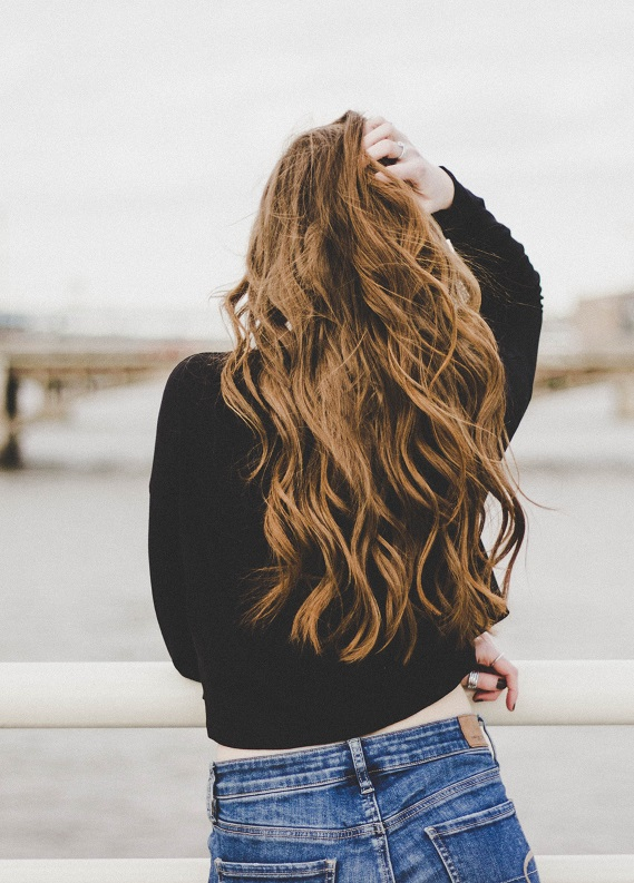Uzun saçlar için şampuan önerimiz!