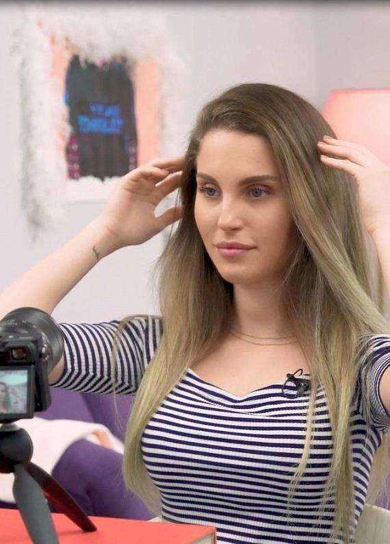 Saç Sırları.com Duygu Durum'u sunar: Blogger olunca saçların