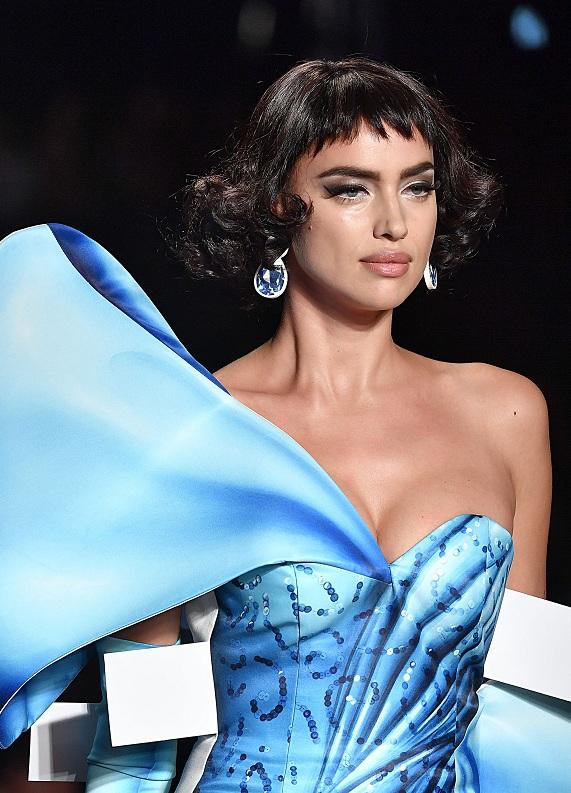 Milano Moda Haftası'ndan mikro saçlar