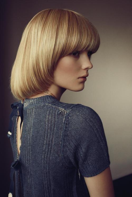 Farklı bir saç kesim trendi: Mantar kesim saçlar!