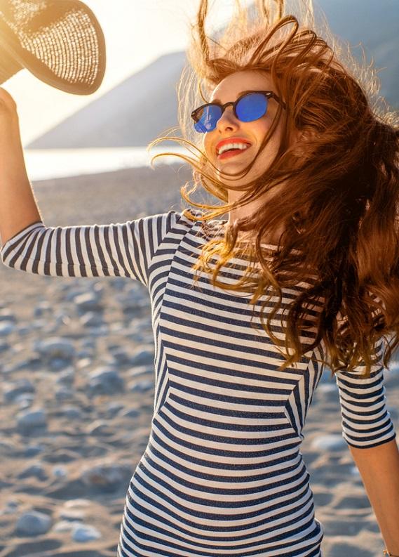 Seyahatlerde saçlarının parlaklığını koruman için bilmen gereken ipuçları