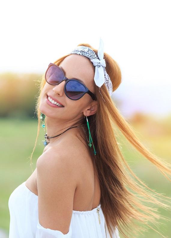Yaz için 7 harika saç aksesuarı