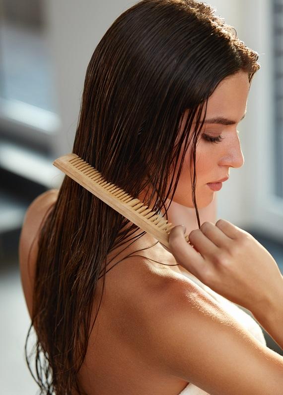 Yeni yılın ilk günü bakımı: Yılbaşı gecesi sonrasında saçlarını ihmal etme!