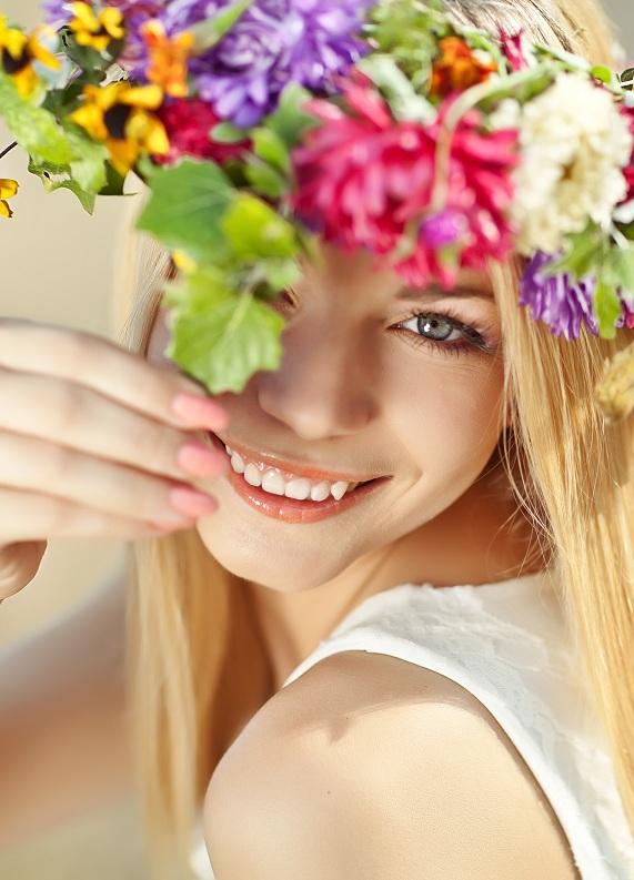 Bahar bakımı ile saçların ışıldasın
