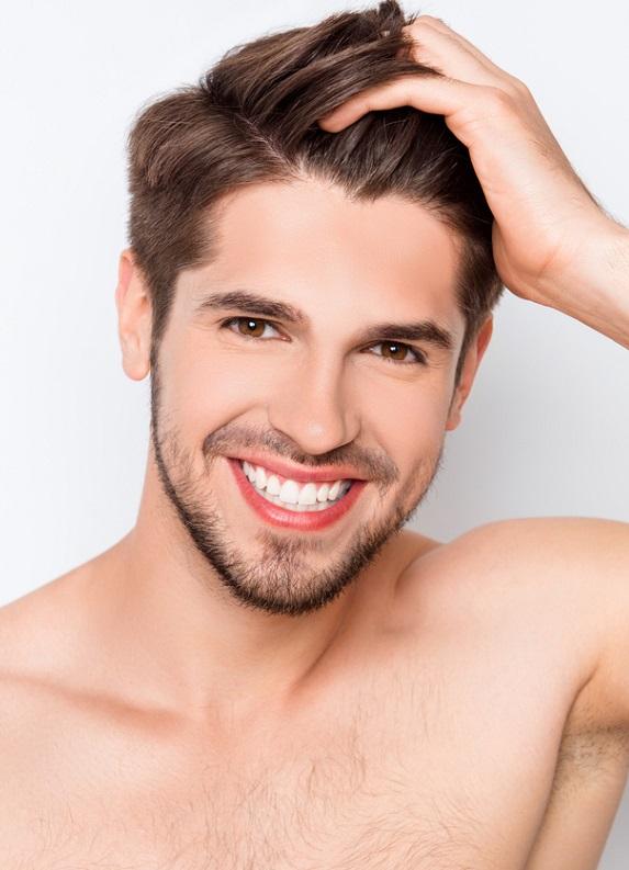Erkekler için saç bakımı ipuçları