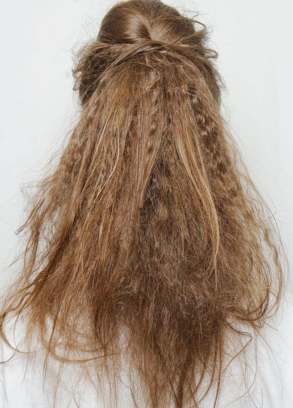 Zaman makinası: 90'lardan ışınlanan 5 saç stili önerisi