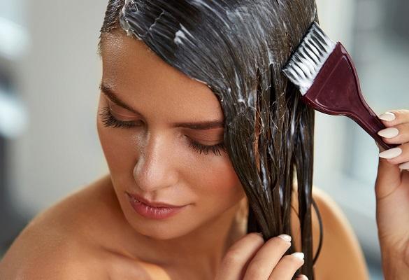 Siyah saç yıpranmadan nasıl açılır?