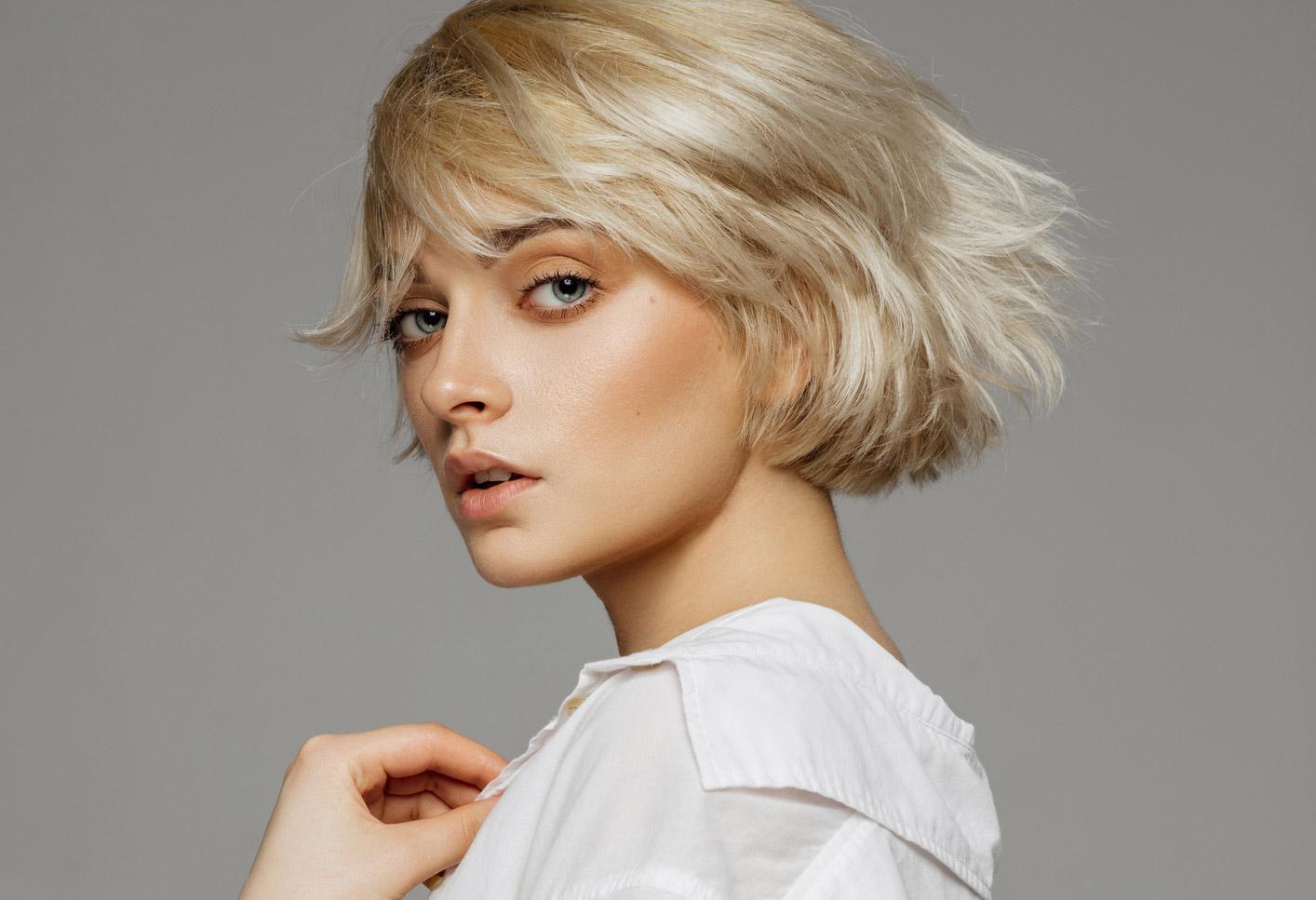Sarı saçlarda 2021 trendleri