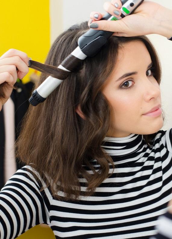 Kısa saça maşa nasıl yapılır?
