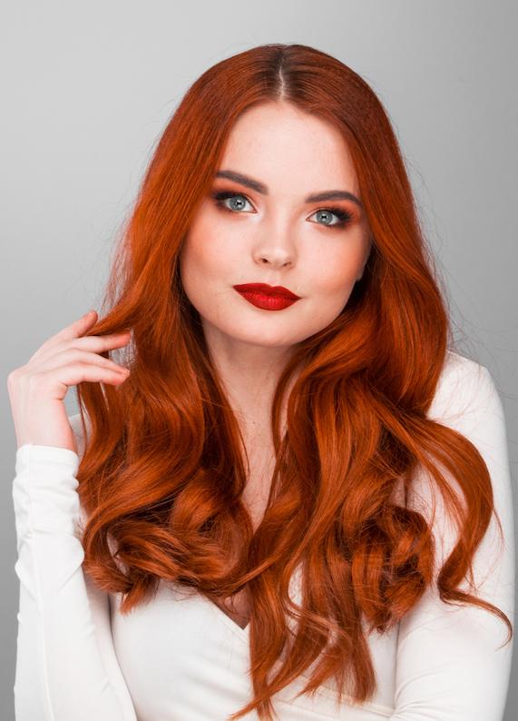 Çarpıcı kızıllar: Kızıl saçlara özel saç modelleri ve kesimleri