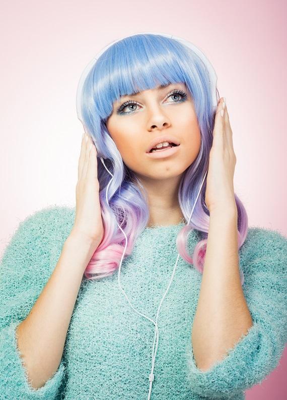 Yaz trendi: Desenli saçlarla renkli bir yaz!