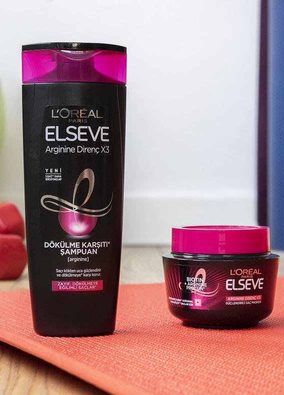 Saçsırları.com İnceledi: Saç Dökülmesine Karşı Elseve Arginine Direnç X3 Serisi