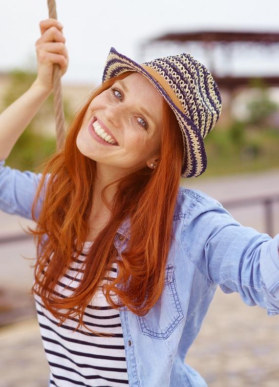 Senin tercihin hangisi?: Kızıl saçlar için saç modelleri