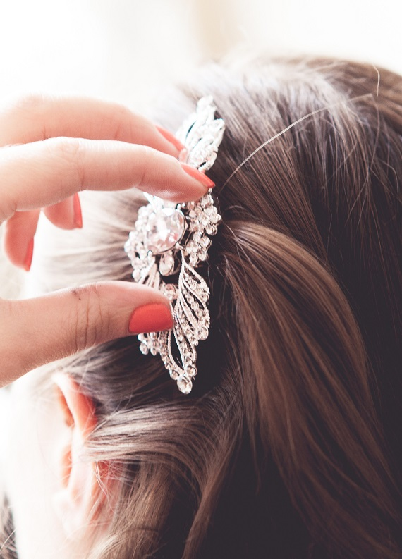 Pırlantalı saçlar: Işıl ışıl saç aksesuarlarıyla parla!