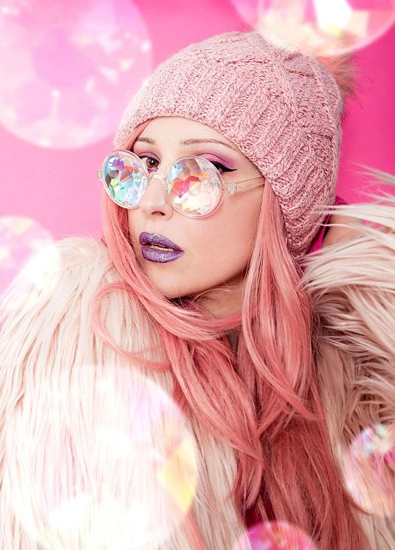 Şeker gibi saçlar: Renkli saçın en şeker 15 hali!