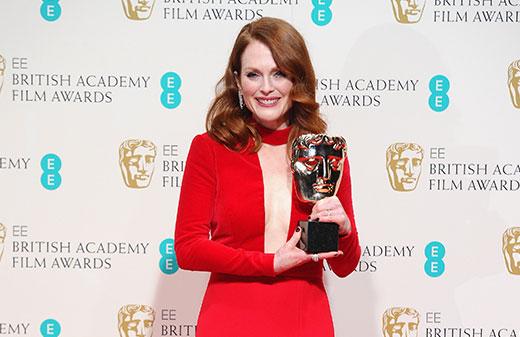 Bafta Ödül Töreni özel: Hollywood bukleleriyle Julianne Moore