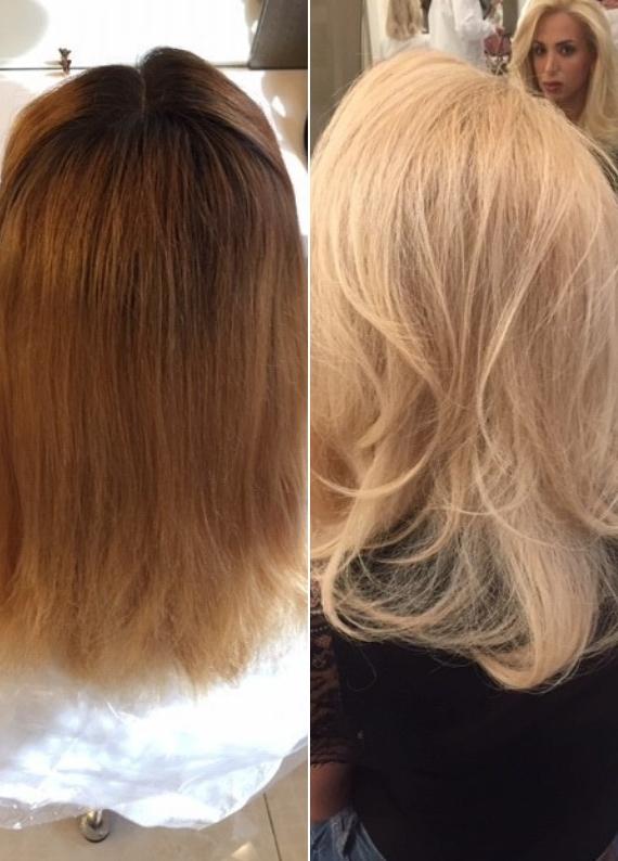 Jr.Metin Bahçecik'ten: Saç rengi silme (Dekolorasyon) işlemi nedir?