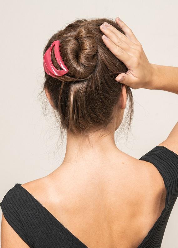 Mandal toka trendi : Mandal toka ile yapabileceğin en güzel saç modelleri