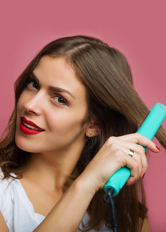 Düzleştirici ile yapabileceğin 3 farklı saç modeli