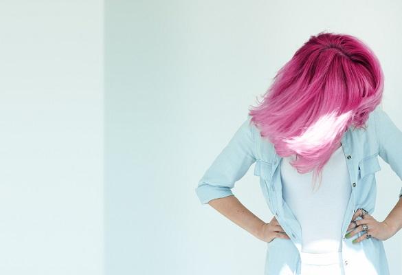 Lila saç boyası nedir, nasıl kullanılır?