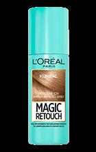 Magic Retouch Kapatıcı Sprey - Kumral Saçlar