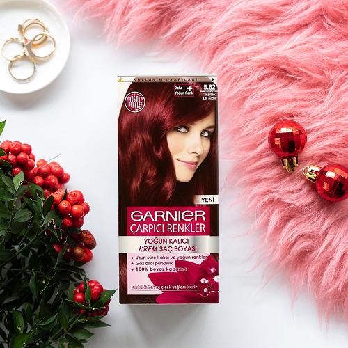 Garnier Çarpıcı Renkler