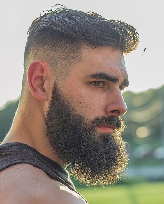 Uzun sakal
