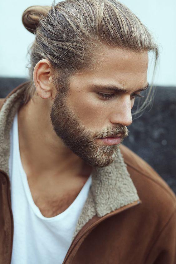 Uzun saç sakal