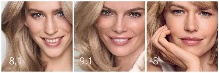 L'Oréal Excellence Crème Sarı Serisi