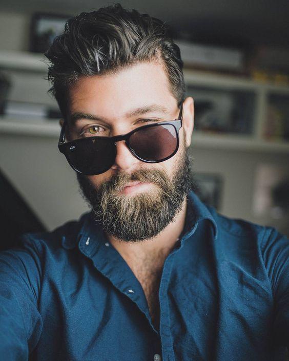 Hipster sakal