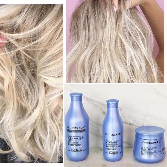 L'Oréal Professionnel Serie Expert Blondifier Cool Şampuan