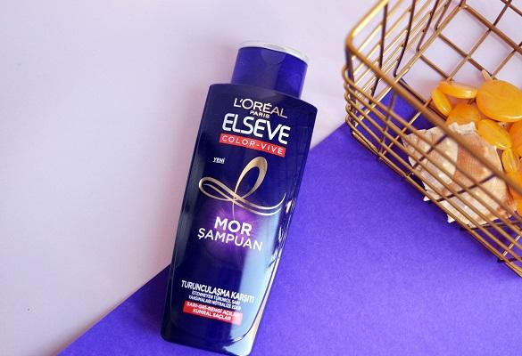 Mor şampuan önerileri