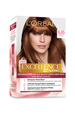 Excellence Creme Saç Boyası 6.35 Çikolata Kahve