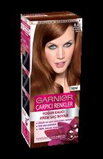 Garnier Çarpıcı Renkler Saç Boyası 6.42 Gün Batımı Bakırı