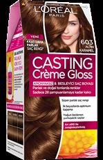 Casting Crème Gloss 603 Altın Karamel