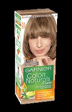Garnier Color Naturals Saç Boyası 7.1 Küllü Kumral
